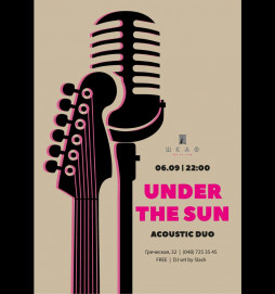 6/09 Under The Sun Acoustic Duo