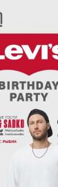 Levi's Birthday party